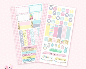 Bunny - Personal / Mini kit for personal planners