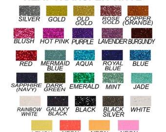 Siser Glitter Heat Transfer Vinyl, Glitter Vinyl, Glitter HTV, Siser, Siser HTV