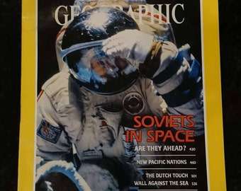 National Geographic October 1986/Vol. 170, No. 4/Birthday Gift/Anniversary Gift