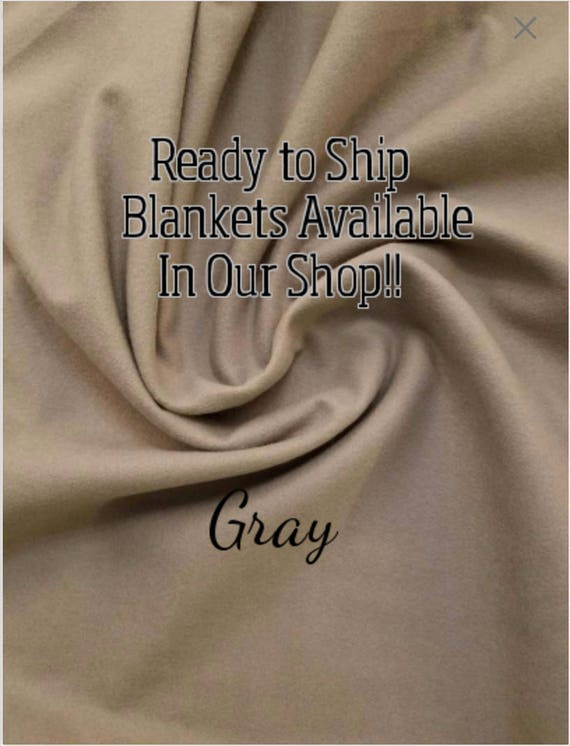 Solid Color, Weighted Blanket, Gray, Grey, Up to Twin Size 3 to 15 Pounds.  SPD, Autism, Weighted Blanket.