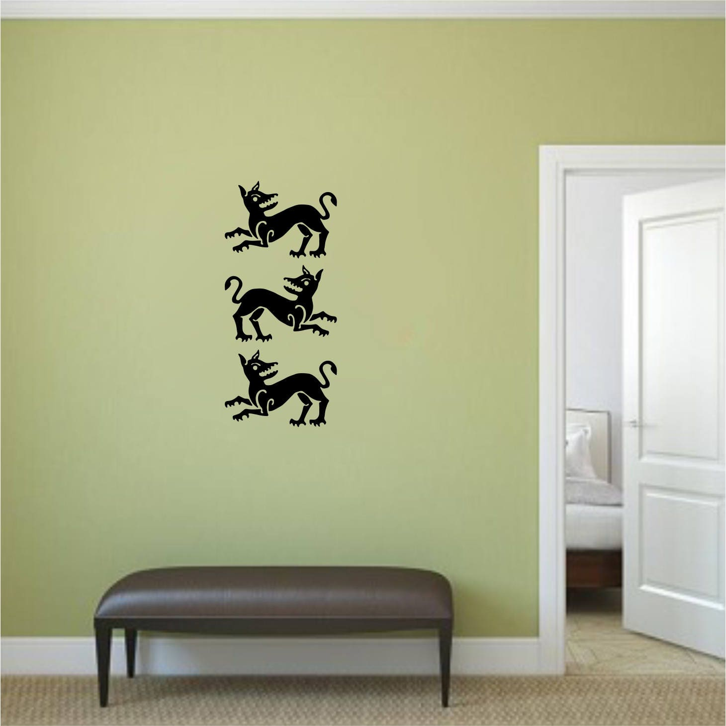 Game of Thrones House Clegant Wall Decal - Wall Sticker for Room ...