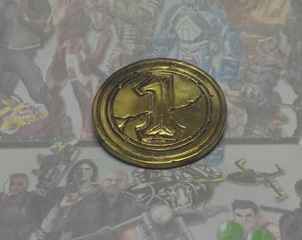 Hearthstone The Coin / Fidget spinner coin / Handcrafted spinner / WoW coin