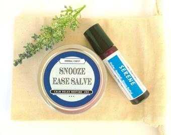 Relaxation Gifts - Relaxation - Relaxation Kit - Relaxation Gift Set - Stress Relief - Stress Relief Gifts - Sleep Balm, Back to School Gift