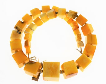 Natural Baltic Amber Necklace,84g