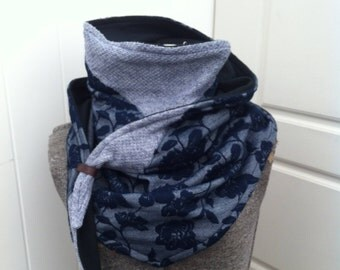 Triangle coton  bandana scarf
