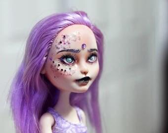 Custom Ever After High Birthday Ball Duchess Swan Doll Repaint