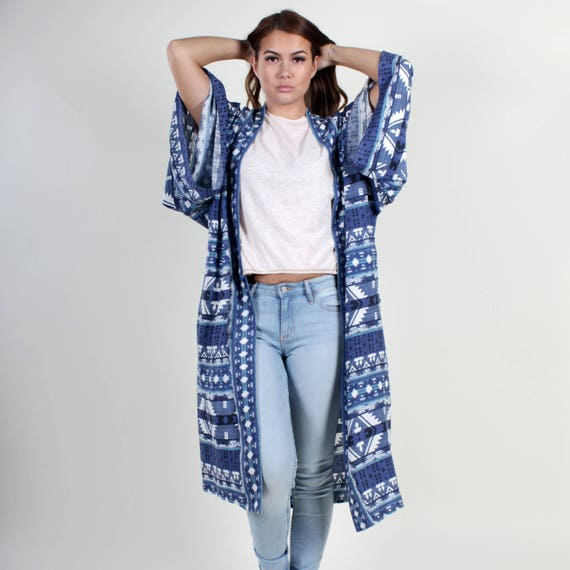 Kimono Boho Kimono Long Kimono Cardigan Kimono Jacket Boho