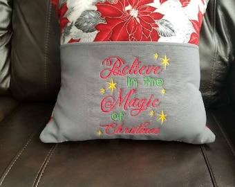 Christmas Pillow, Bed Pillow