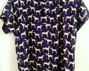 Dalmatian unisex shirt