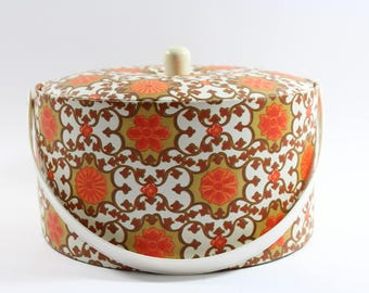 Sewing box Original from the 50s Made in Germany