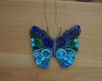 Quilled Butterfly