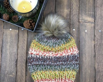 Adult (Relaxed) Chunky Beanie