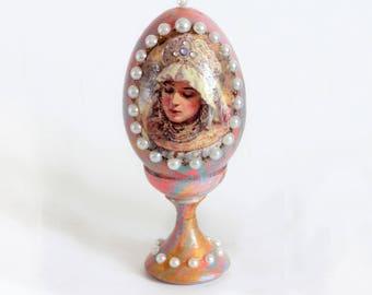 Egg collectible, Egg shaped souvenir, Painted eggs, Easter egg, Unique gift, Egg decorations, Egg ornaments, Hand painted eggs, Vintage egg