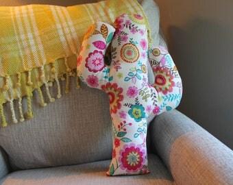 Decorative Cactus Pillow