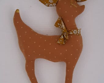 Doe blanket, decoration, plush