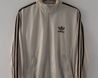 Adidas Tracktop Vintage 90s Sportswear Size D2