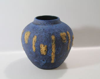 Fantastic vase by Ruscha, 837/3 West German Pottery WGP