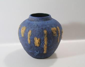 Fantastic vase by Ruscha, 837/3 West German Pottery WGP