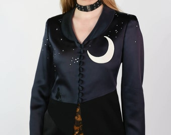 Moschino Cheap and Chic jacket Moon