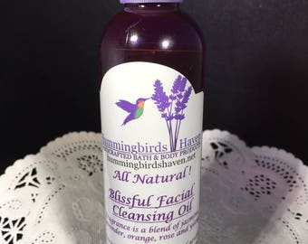 Blissful Facial Cleansing Oil
