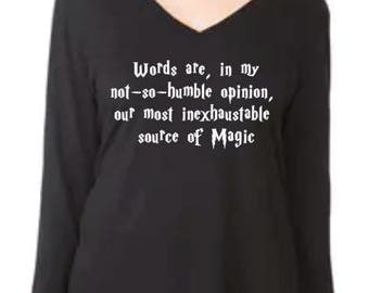 Harry Potter JK Rowling Quote