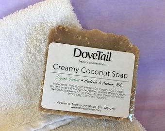 Creamy Coconut Soap