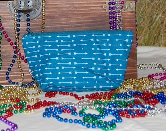Small bag, blue Bag,Pencil Bag
