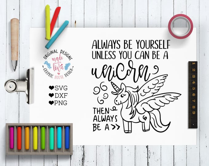 Unicorn svg, Unicorn Cut File, Unicorn Printable, Nursery SVG, Nursery Printable, Nursery Decor Printable, Nursery Unicorn Cricut, Cameo