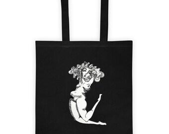 Laid Back- Tote bag