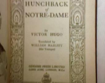 Vintage Hunchback of Norte Dame - Odhams Press