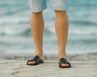 Men sandals,Leather sandals,Handmade sandals for men,Greek sandals,gift for husband