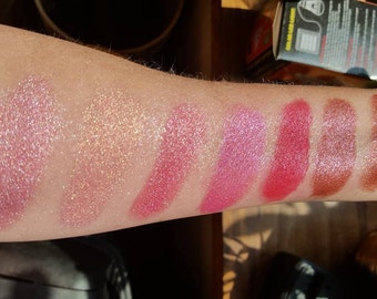 Shimmering Blush All Natural Cheek Blush