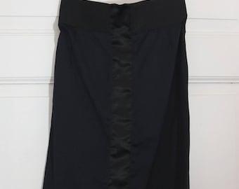 LANVIN SKIRT · Black Skirt · Pencil skirt