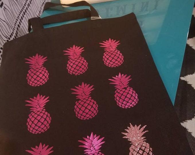 I Love Pineapples Tote
