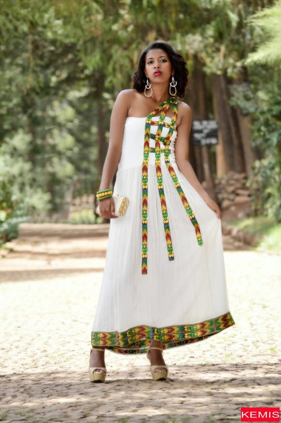 Habesha Dress Fashion