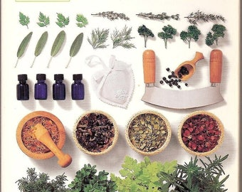 Herbs Reference Guide by Lesley Bremness 1990 1st edition