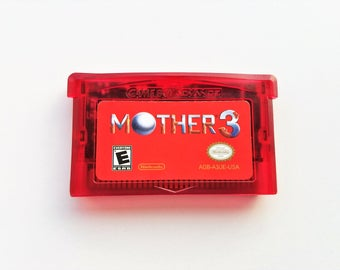 Mother 3 - Earthbound 2 - English - Gameboy Advance GBA - English Fan Translation - Great Quality!