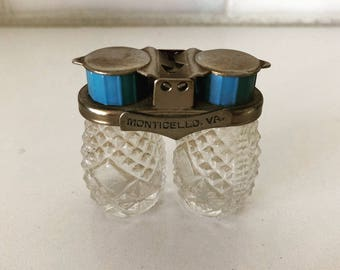 Salt & Pepper Shakers From Monticello