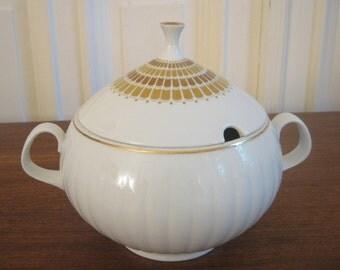 Terrine of Arzberg porcelain from the 70s, model 4254