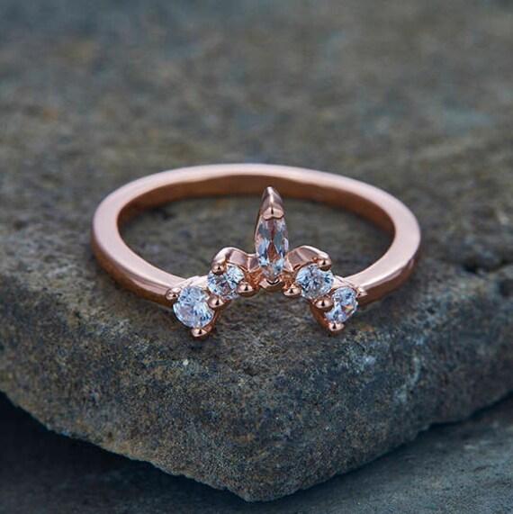 like this item - Topaz Wedding Ring