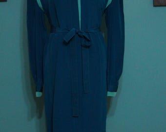 Late 70's Pierre Cardin Boutique Sheath Dress