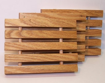 Soap Saver/soap drying tray/solid oak drying tray for bar soap