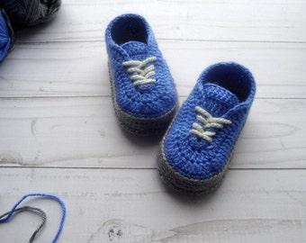 CROCHET PATTERN - Pattern Crochet Baby Booties- Crochet Pattern Baby Shoes- Crochet Baby Booties