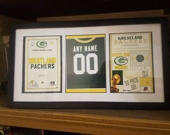 AFL Greatland Packers Memorabilia