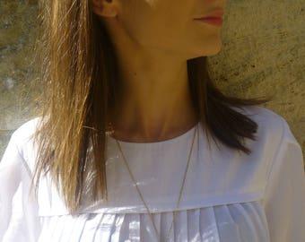 Cork Collier-sautoir-NOKOMI-ethnique-perles-cuir