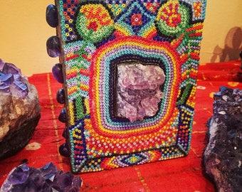 Amethyst Altar Piece