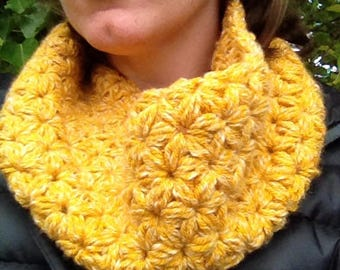 Flower Scarf - Choose your color!
