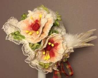 Daffodill doll hat