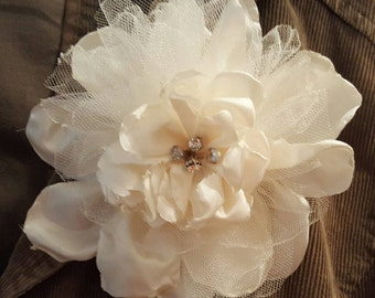 Hair Clip, Clip, Flower, Hair Accessories, Hair Care, Accessory, Embellishment,Jewelry
