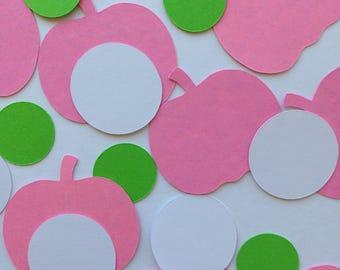 Pink Pumpkin Confetti